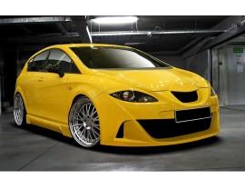 Seat Leon 1P PR Front Bumper