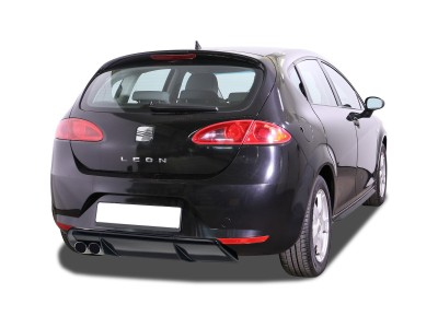Seat Leon 1P RX1 Rear Bumper Extension