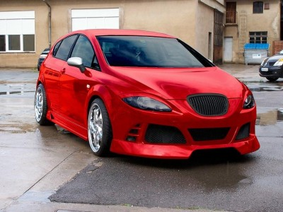 Seat Leon 1P StreetRacing Side Skirts