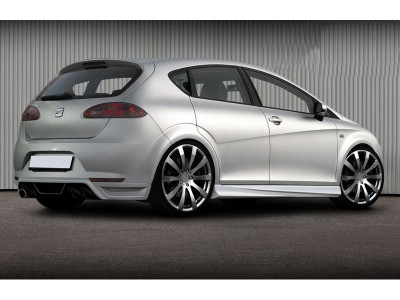 Seat Leon 1P Vortex Rear Bumper Extension