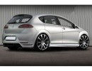 Seat Leon 1P Vortex Side Skirts