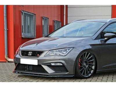 Seat Leon 5F Cupra / FR Facelift Extensie Bara Fata Isota