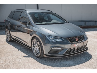 Seat Leon 5F Cupra / FR Facelift Extensie Bara Fata Monor2