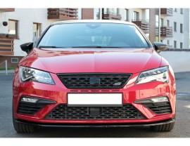 Seat Leon 5F Cupra / FR Facelift Master Front Bumper Extension