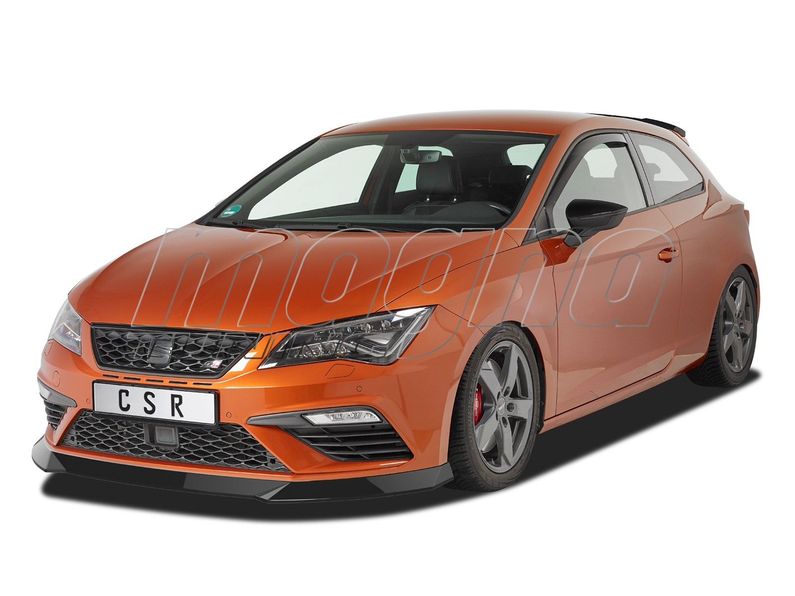 Seat Leon 5F Cupra / FR Facelift SFX Front Bumper Extension