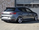 Seat Leon 5F Cupra Intenso Rear Bumper Extension