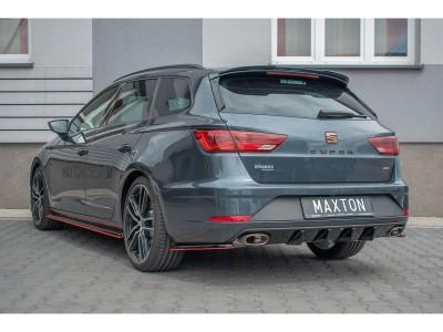Seat Leon 5F Cupra ST Facelift Extensie Bara Spate Matrix2