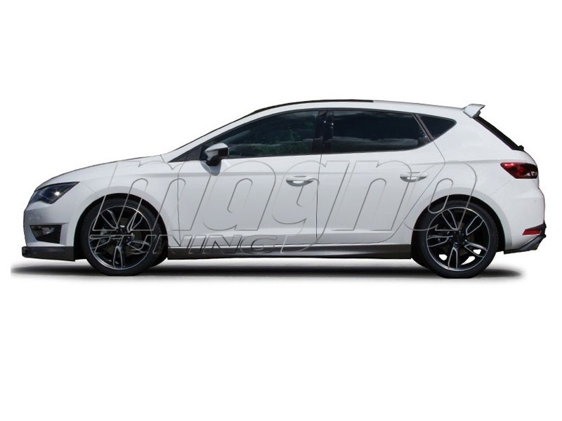 seat leon 5f e style body kit. Black Bedroom Furniture Sets. Home Design Ideas