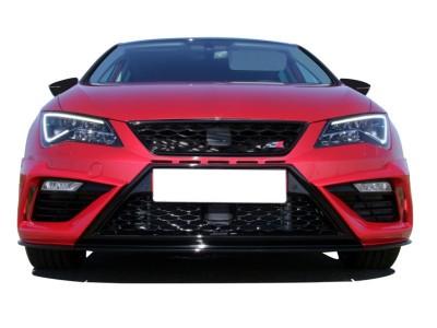 Seat Leon 5F FR / Cupra Facelift Enos Front Bumper Extension