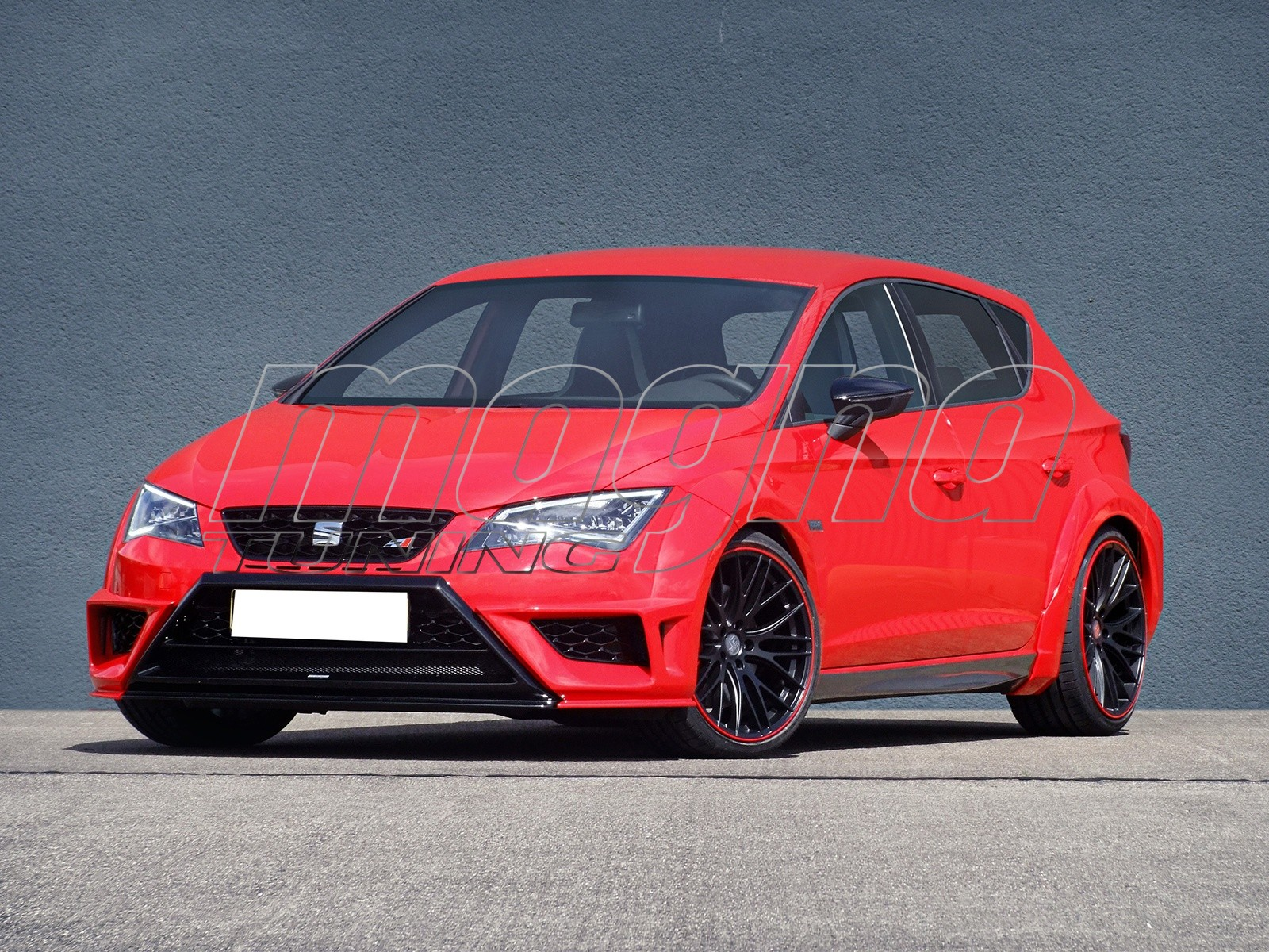 seat leon 5f fr cupra e2 wide body kit. Black Bedroom Furniture Sets. Home Design Ideas