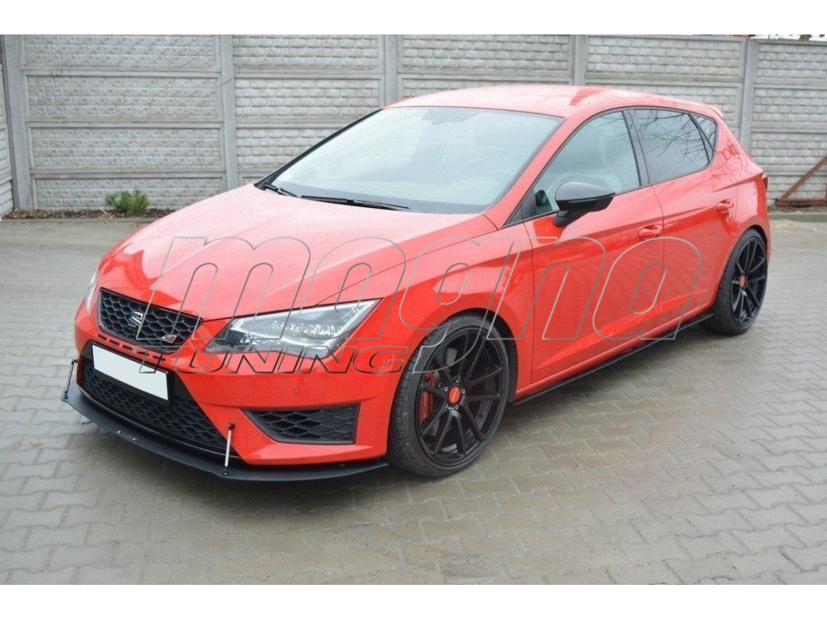 seat leon 5f fr cupra raceline body kit. Black Bedroom Furniture Sets. Home Design Ideas