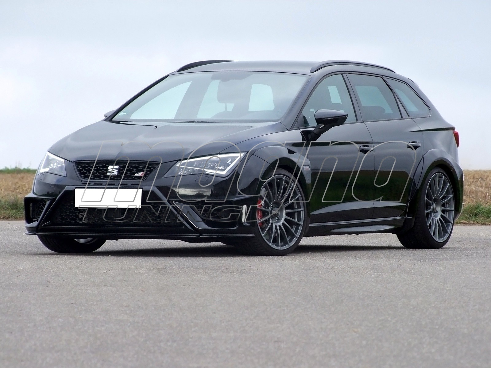 seat leon 5f fr cupra st e2 wide body kit. Black Bedroom Furniture Sets. Home Design Ideas