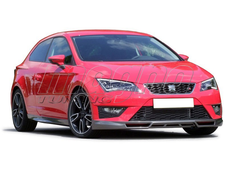 seat leon 5f fr e style body kit. Black Bedroom Furniture Sets. Home Design Ideas
