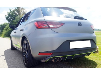 Seat Leon 5F FR Extensie Bara Spate Recto-D