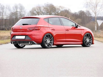 Seat Leon 5F FR Facelift Ronin Rear Bumper Extension