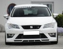 Seat Leon 5F FR Recto Front Bumper Extension
