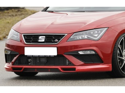 Seat Leon 5F FR ST Facelift Retina Body Kit