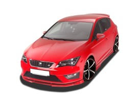 Seat Leon 5F FR Verus-X Front Bumper Extension