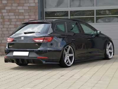 Seat Leon 5F Invido Side Skirts