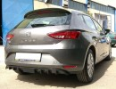 Seat Leon 5F Meteor Rear Bumper Extension