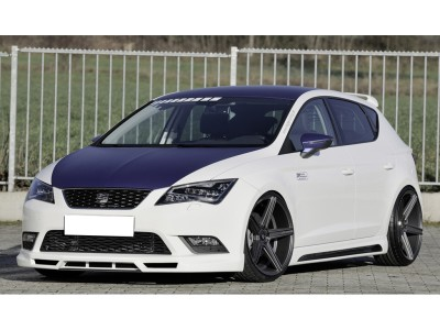 seat leon 5f - body kit, front bumper, rear bumper, side skirts