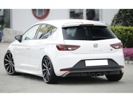 Seat Leon 5F Recto Side Skirts