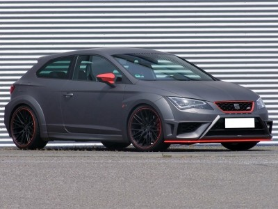 Seat Leon 5F SC FR / Cupra E2-SC Wide Body Kit
