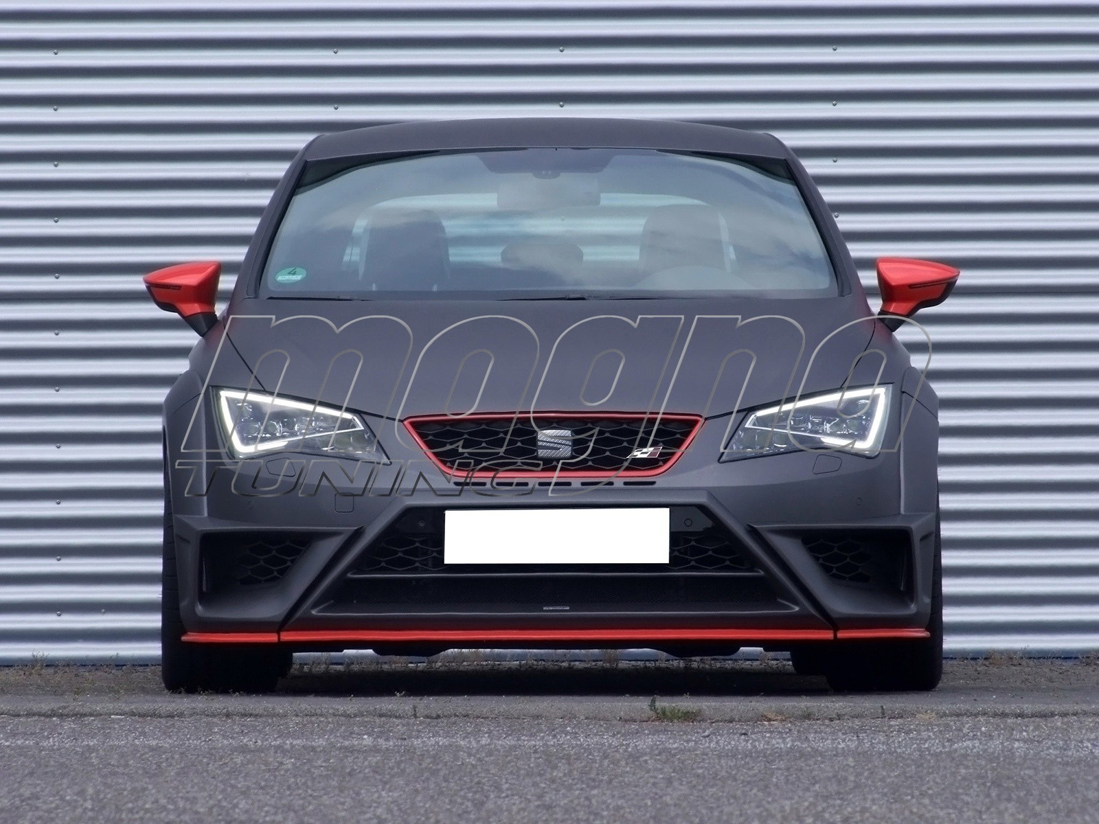 seat leon 5f sc fr cupra e2 wide body kit. Black Bedroom Furniture Sets. Home Design Ideas