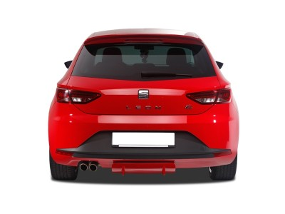 Seat Leon 5F Verus-X Rear Bumper Extension