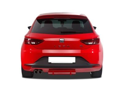 Seat Leon 5F Verus-X Rear Bumper Extension