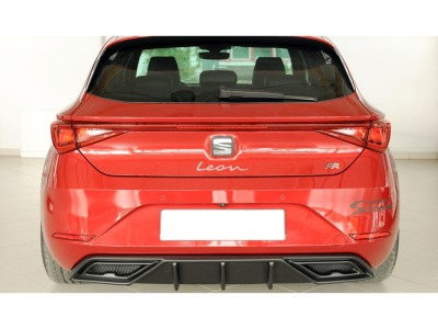 Seat Leon KL FR Razor Rear Bumper Extension