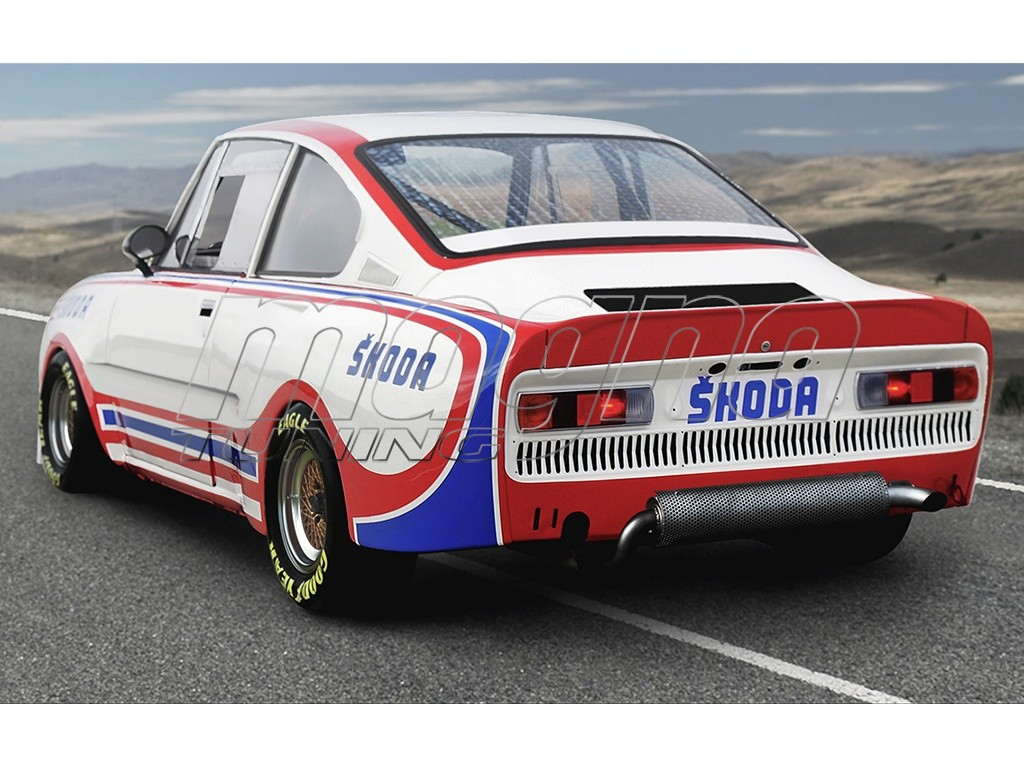Skoda 130 RS Wide Body Kit Racer