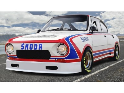 Skoda 130 RS Wide Body Kit Racer