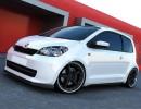 Skoda Citigo M-Style Front Bumper Extension