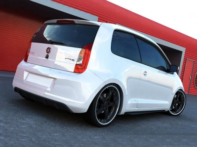 Skoda Citigo M-Style Rear Bumper Extension
