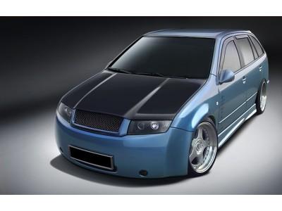 Skoda Fabia MK1 Clean Front Bumper