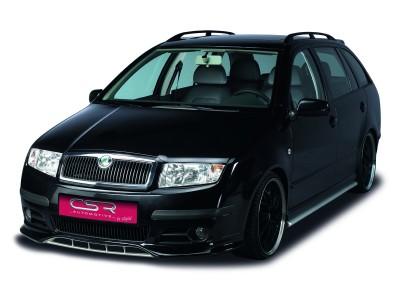 Skoda Fabia MK1 Facelift SFX2 Front Bumper Extension