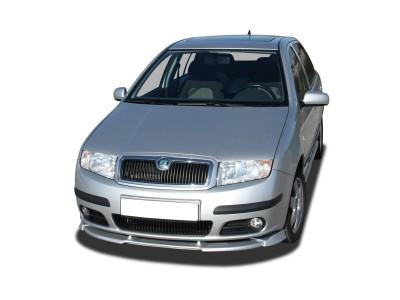 Skoda Fabia MK1 Facelift Verus-X Front Bumper Extension