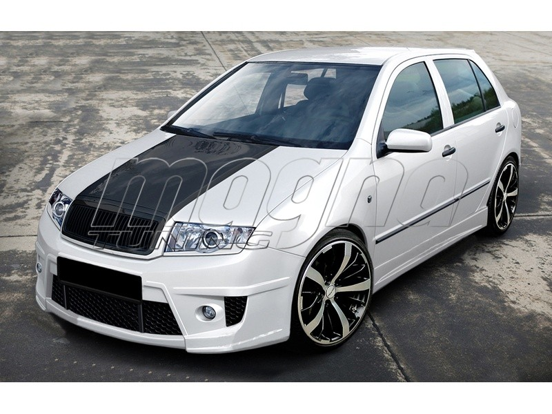 skoda fabia mk1 m style body kit. Black Bedroom Furniture Sets. Home Design Ideas