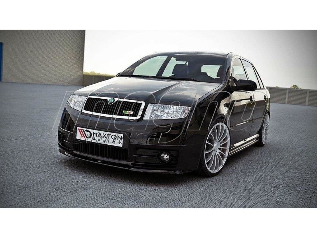 Skoda Fabia Vrs Body Kit Skoda Fabia Mk1 Rs Mx Body Kit