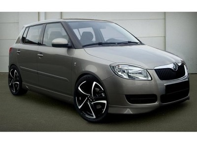 Skoda Fabia MK2 R-Line Body Kit