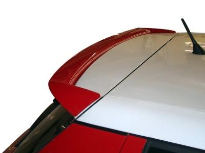 Skoda Fabia MK2 R-Line Rear Wing