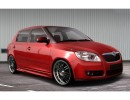 Skoda Fabia MK2 Xtreme Side Skirts