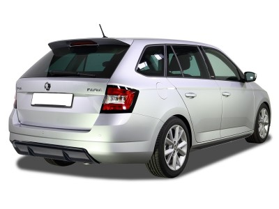 Skoda Fabia MK3 R2 Rear Bumper Extension