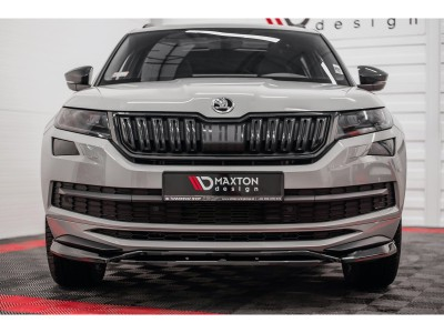 Skoda Kodiaq RS Matrix Body Kit