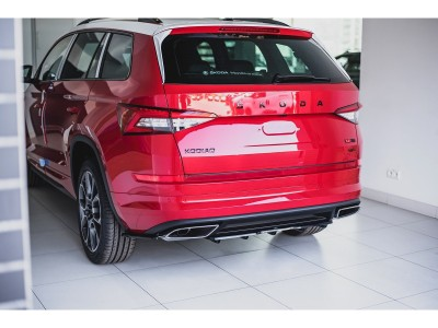 Skoda Kodiaq RS Matrix2 Rear Bumper Extension