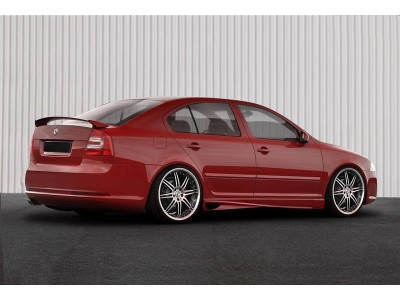 Skoda Octavia MK2 1Z A2 Side Skirts