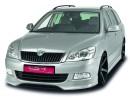 Skoda Octavia MK2 1Z Facelift Extensie Bara Fata NewLine