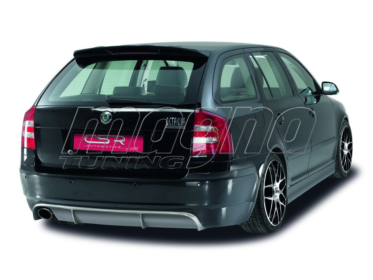 skoda octavia mk2 1z kombi newline rear wing. Black Bedroom Furniture Sets. Home Design Ideas