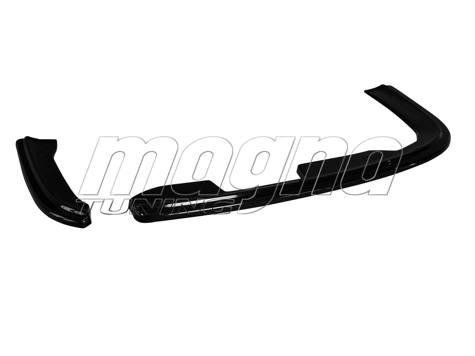 Skoda Octavia MK2 1Z RS Facelift Matrix Rear Bumper Extensions